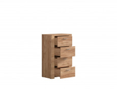 Chest of Drawers - Raflo (S126-KOM4S/10/6-OSV-KPL01)