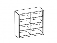Venom - Square Cabinet