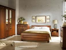 Natalia - King Size Bed (LOZ160)