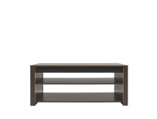 Rectangular Coffee Table with Shelf - Alhambra (S306-LAW/110-AHB-KPL01)