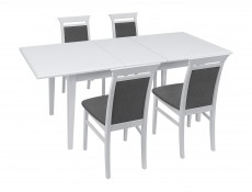 Extendable Dining Table - Idento (STO/145)