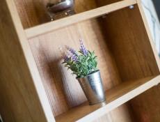 Classic Vanity Bathroom Furniture Set 800 Sink Cabinet Freestanding Tallboy Unit Oak - Classic Oak (CLASSIC_821+CFP-80_D+841+800+830+810_SET_OAK)