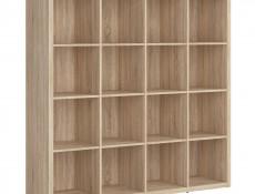 Children`s Bedroom Furniture Set Modern Wenge, White or Sonoma Oak Finish- Nepo