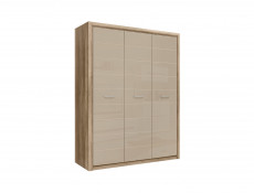 Three Door Wardrobe - Koen 2 (SZF3D)