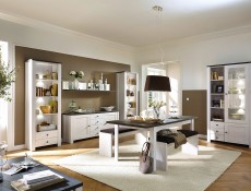 Sideboard Dresser Cabinet - Antwerpen (S214-KOM2D4S/10/14-MSJ/SOL-KPL01)