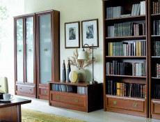 Glass Display Cabinet - Bolden