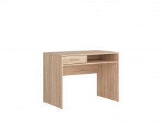 One Drawer Study Desk Modern Office - Nepo