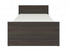Single Bedroom Furniture Set Modern Teenager Kids Wenge, White or Sonoma Oak Finish- Nepo