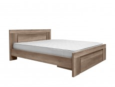 Anticca - King Size Bed with Drawer