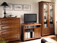 Wide Chest of Drawers - Natalia