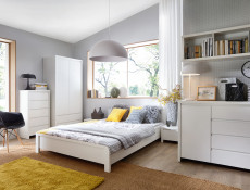 Kaspian W - Double Bed
