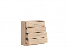 Chest of Drawers - Nepo (KOM4S)