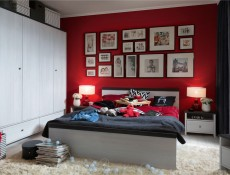 King Size Bed - Porto (LOZ/160)