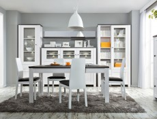 Sideboard Dresser Cabinet - Antwerpen (KOM2D4S/10/14)