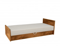 Single Ottoman Storage Bed with Mattress - Indiana (S31-JLOZ90-DSU-KPL01)