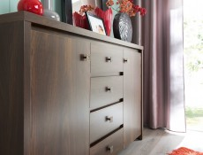 Kaspian II -  Sideboard Dresser Cabinet (KOM2D4S)