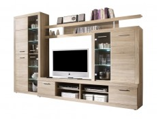 Living Room Furniture Set 2 - Cancan (S300-CANCAN4/BO-DSO-KPL01)