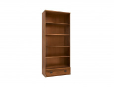 Bookcase Shelf Cabinet With Drawer - Indiana