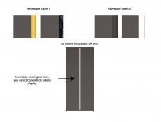 Two Door Cabinet - Graphic