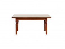 Coffee Table Classic Style Traditional Living Room Furniture Cherry Finish - Natalia (S41-LAW120-WIP-KPL04)