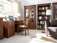 Corner Dresser Cabinet Base Unit - Kent
