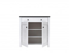 2 Door cabinet with Drawer - Antwerpen