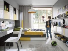 Graphic - Children`s Room Furniture Set