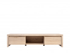 Modern Living Room Furniture Set 1 Sonoma Oak - Kaspian (KASPIAN LIV SET1 /DSO)