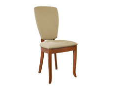 Traditional Dining Chair Classic carved design Solid Wood Cherry - Orland (1010 colour)
