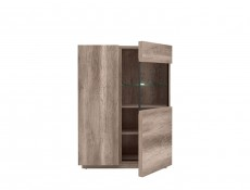 Glass Display Cabinet - Anticca