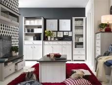Porto - Bookcase Tall Cabinet