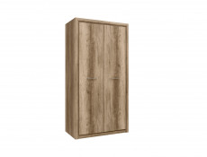 Two Door Wardrobe - Koen 2