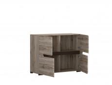 Azteca - Square Sideboard Dresser Cabinet