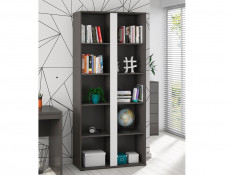 Bookcase Shelf Cabinet - Graphic