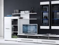 Fever - Cabinet in White Gloss