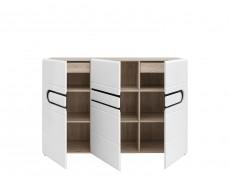 Sideboard Dresser Cabinet - Byron (S220-KOM3D2SW/11/15-BIP/DSAJ-KPL01)