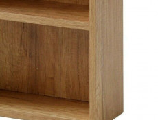Classic Wall Mounted Bathroom Shelf Cabinet Unit Oak 40cm - Classic Oak (CLASSIC_830_OAK)