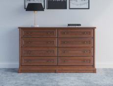 Chest of Drawers / Sideboard Dresser - Kent (EKOM 8S)