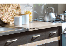 Single Bowl Sit Lay On Kitchen Sink 800 x 600mm Stainless Steel with Deante Single Lever Mixer Tap - Franke (Franke-Daria-DSN-711-ECO+BYU_060M)