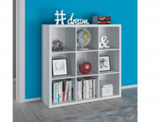 Cube Bookcase Shelf Storage Cabinet - Nepo