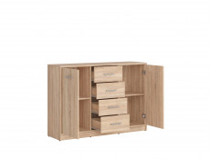 Single Bedroom Furniture Set - Nepo (NEPO SING-SET)