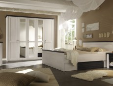 King Size Bedroom Furniture Set - Luca