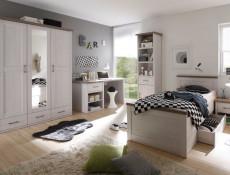 Single Bed - Luca Juzi (S328-LOZ/90-MSJ/DSOC-KPL01)