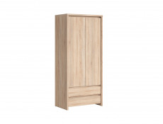 Modern Living Room Furniture Cabinet Set Oak finish - Kaspian (M70-KASPIAN-DSO/DSO-KPL02)