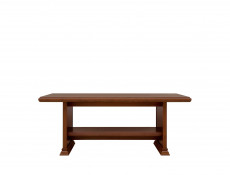 Coffee Table Classic Style Traditional Living Room Furniture Chestnut Finish - Kent