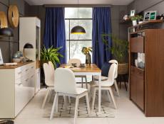 Sideboard Dresser Cabinet - Bari