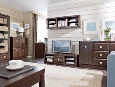 Sideboard Dresser Cabinet - Oregon (KOM2D3S)