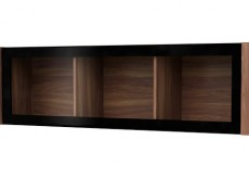Venom -  Wall Mounted Glass Fronted Cabinet