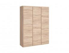Doors - Three Door Wardrobe (HSU3D22/17)