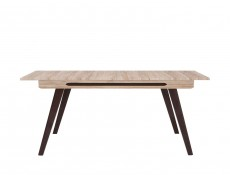 Azteca - Extendable Dining Table Oak San Remo (Ultra)